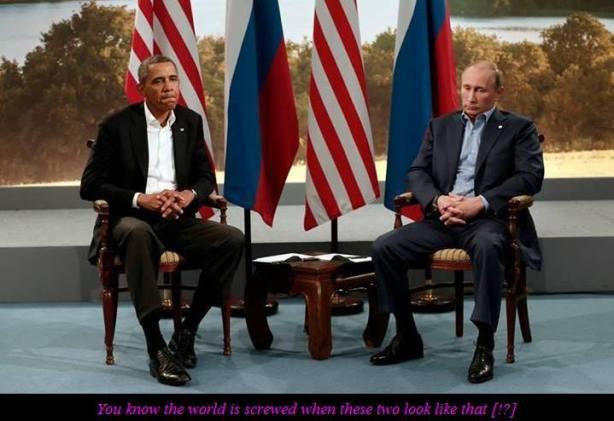 Obama -Putin